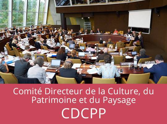 Patrimoine et culture au Conseil de l'Europe