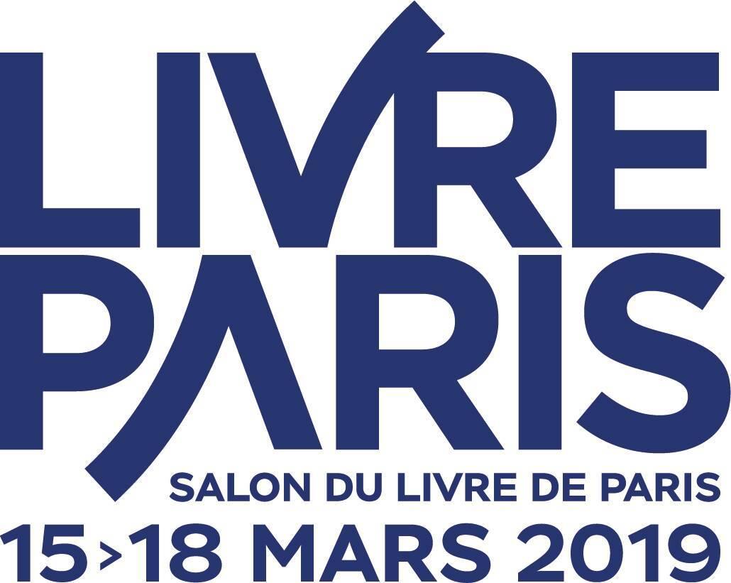 Logo salon Livre Paris 2019
