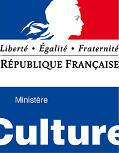 Logo ministère de la Culture