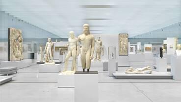 Intérieur Louvre-Lens