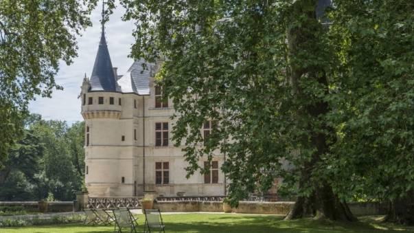 Patrimoine : la renaissance du château d\'Azay-le-Rideau - Ministère ...