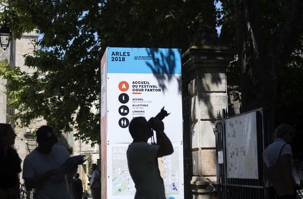 Dates rencontres d'arles 2018
