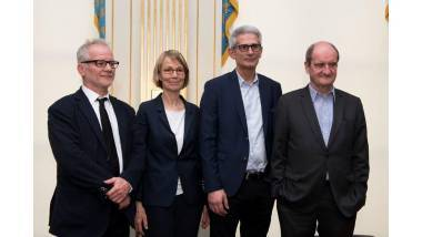 Réception Cannes 2018 à Valois