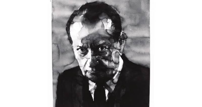Portrait Malraux 60 ans