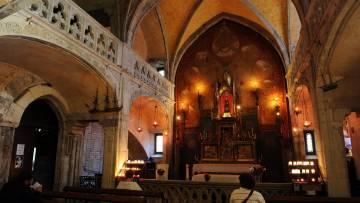 Chapelle de la Vierge noire, Rocamadour