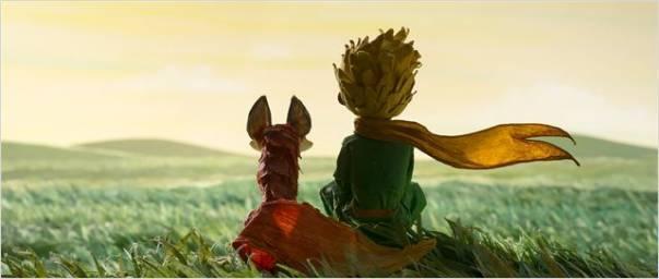 """Image illustrative du film d'animation """"Le Petit prince"""""""