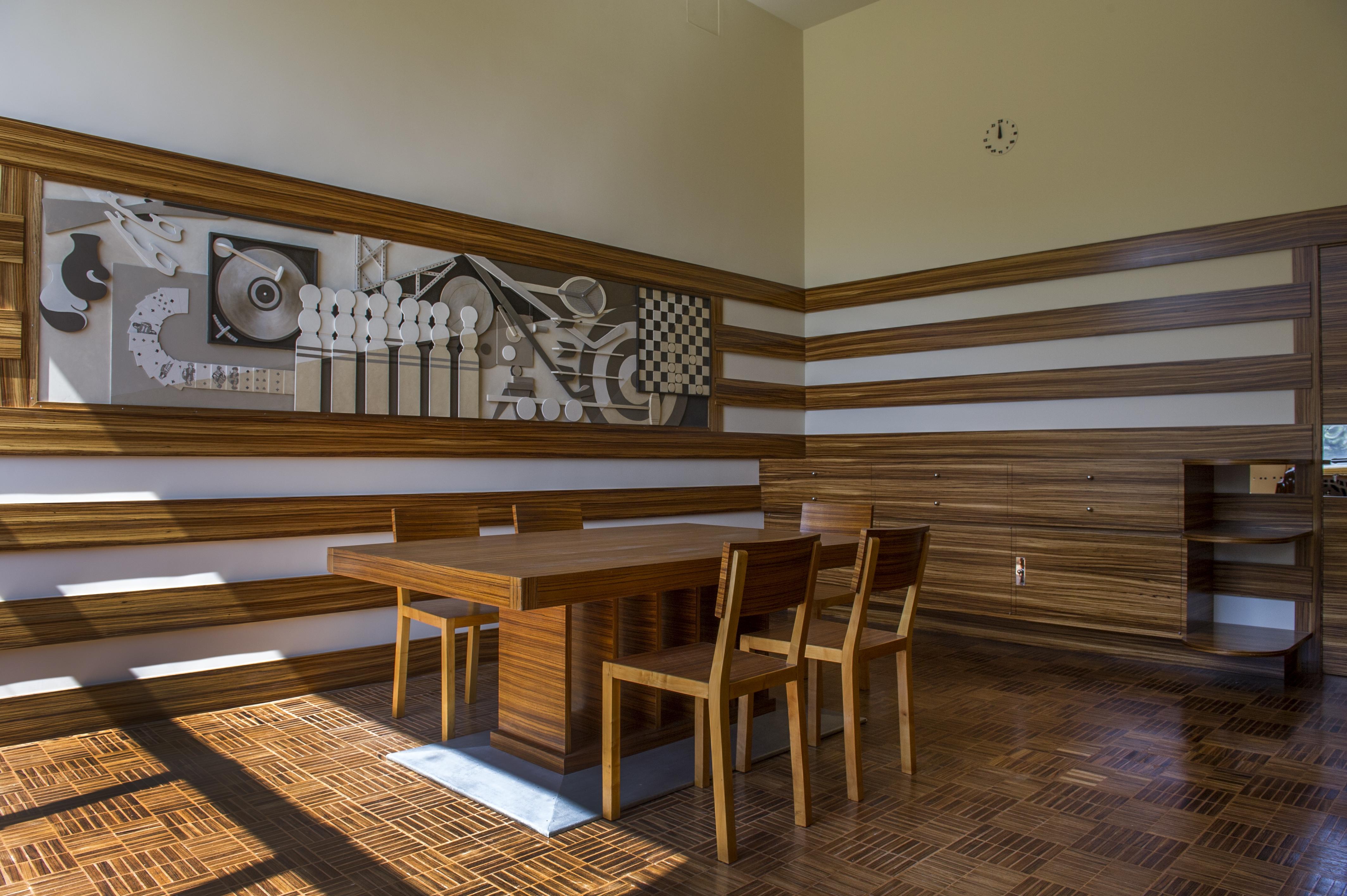 Villa cavrois renaissance d un chef d uvre de l for Interieur gouv concours