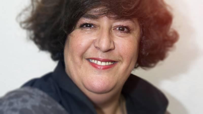 Zahia RAHMANI, auteure, directrice de recherche à l'INHA