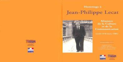 Hommage à Jean-Philippe Lecat (2013)