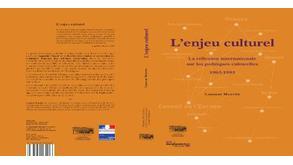 L'enjeu culturel réflexion internationale (2013)