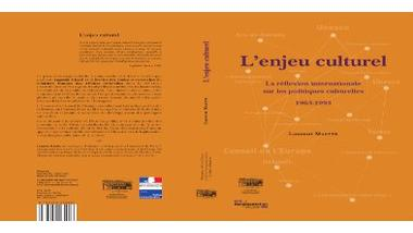 L'enjeu culturel réflexion internationale (2013)