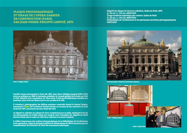 """Exposition """"Du relevé à la 3D, un siècle de représentation du patrimoine"""""""