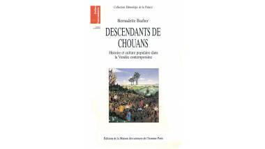 couv Descendants de Chouans