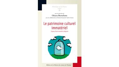 """Couv """"Le patrimoine culturel immatériel"""""""
