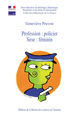 couv Profession : policier