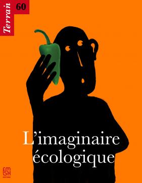 """Couv T60 """"L'imaginaire écologique"""""""
