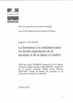 Couverture rapport Pébrier
