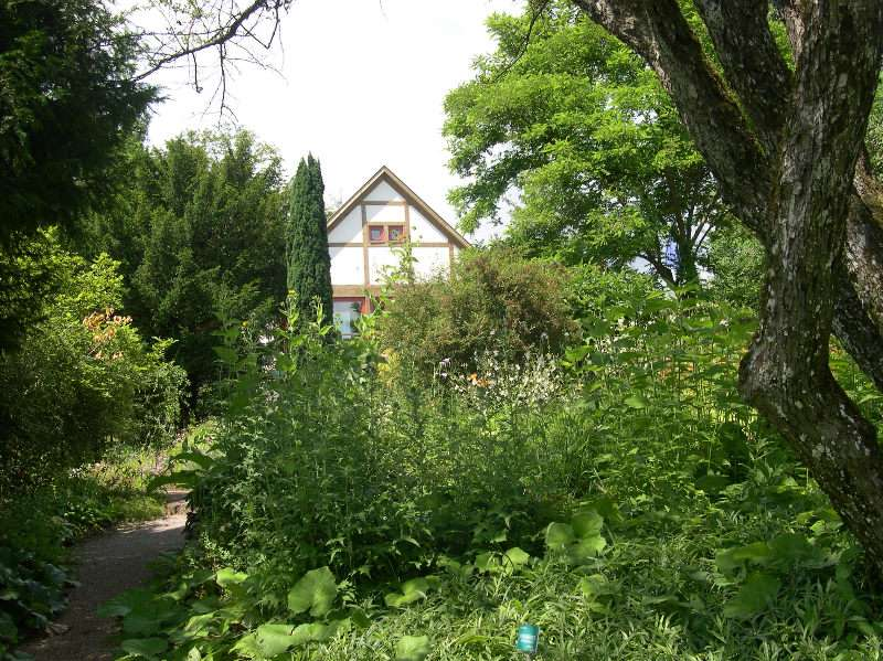 Les jardins remarquables en alsace minist re de la culture - Jardin botanique de saverne ...