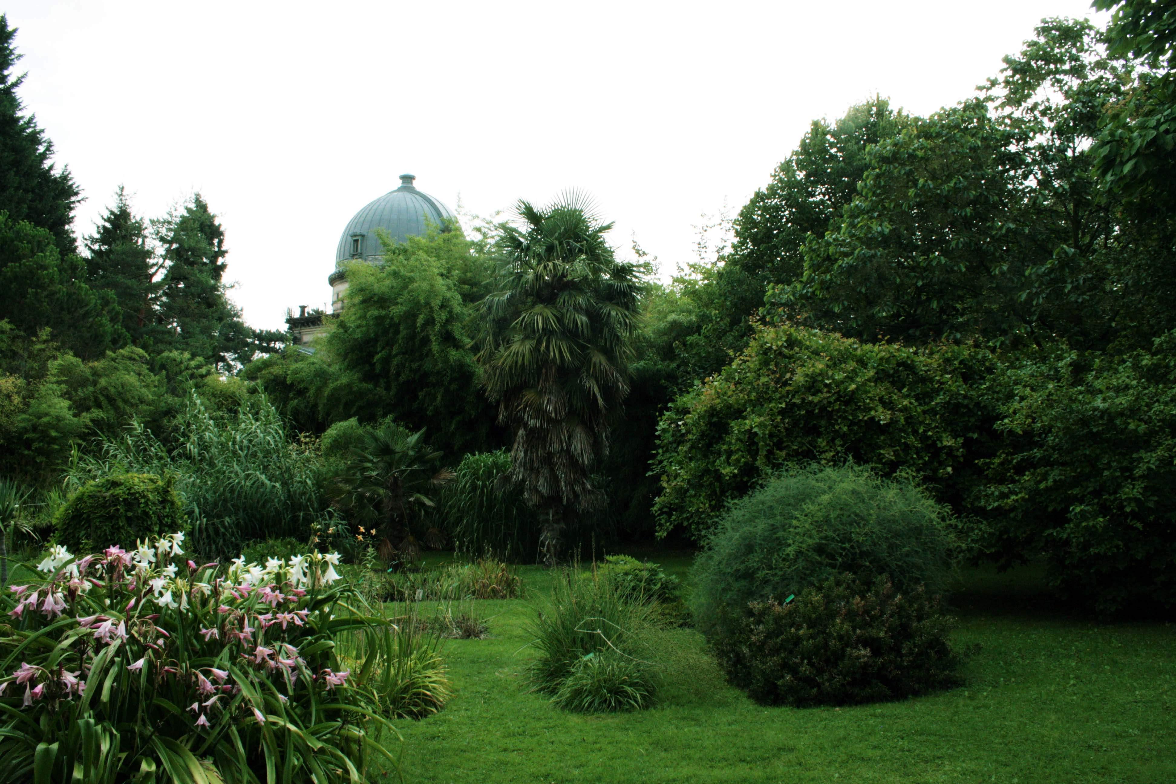 Les jardins remarquables en alsace minist re de la culture - Jardin botanique de strasbourg ...