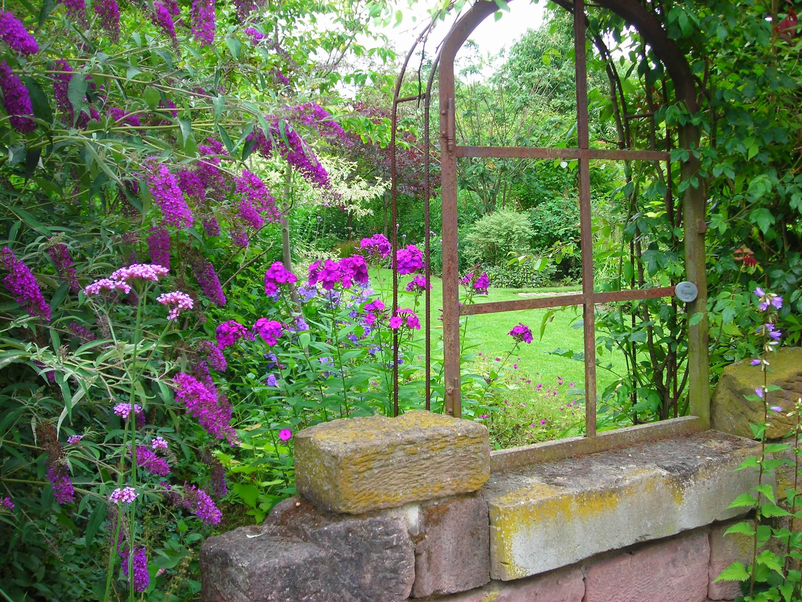 Les jardins remarquables en alsace minist re de la culture - Les jardins d alsace ...