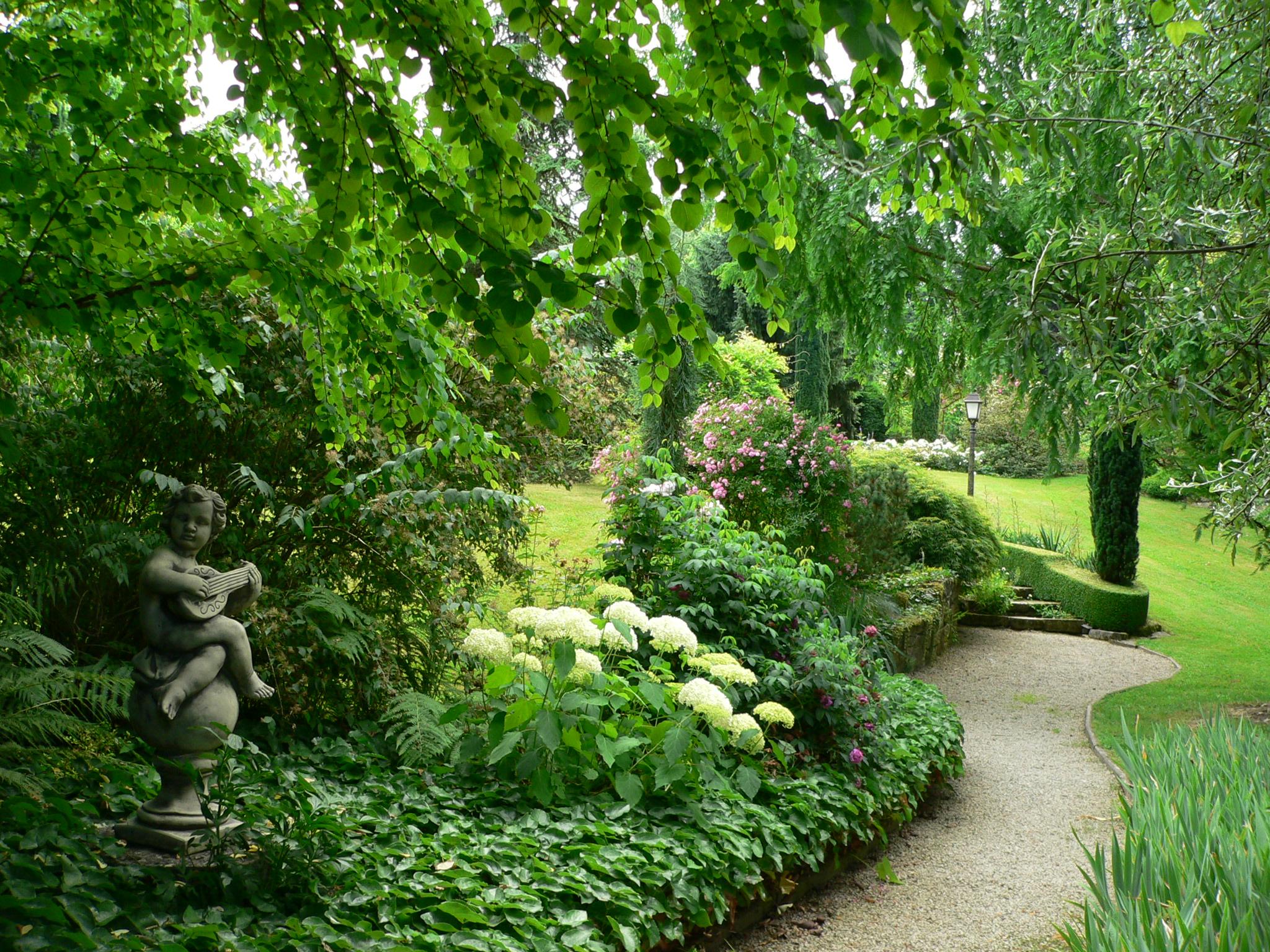 Les jardins remarquables en alsace minist re de la culture for Jardin remarquable
