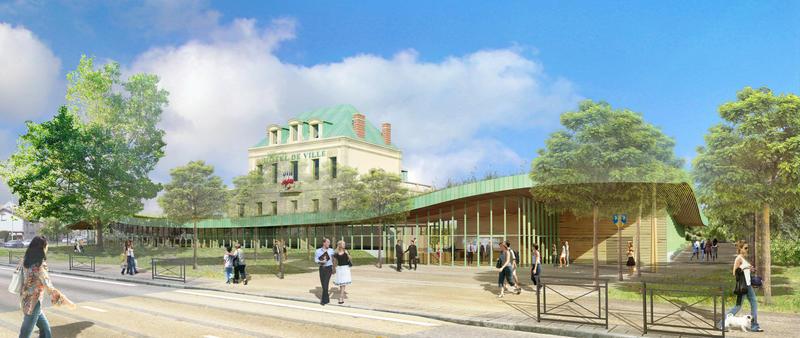 Beaumont un nouveau projet agence Bruhat-Bouchaudy
