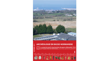 Couverture d'Archéologie en Basse-Normandie n°2