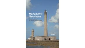 Couverture de Monuments historiques du XIXe siècle en Basse-Normandie