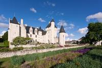 Rivau : jardin de la princesse Raiponce