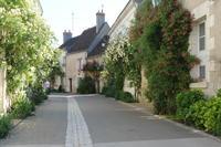 Rue du village de Chédigny