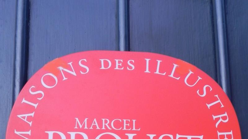 "Plaque ""Maison des Illustres"""