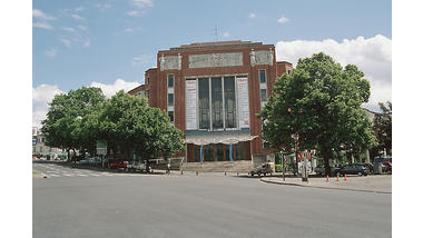 Façade principale place André Malraux