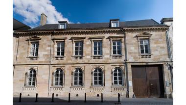 Châlons-en-Champagne - Centre d'interprétation de l'architecture et du patrimoine - façade du bâtiment