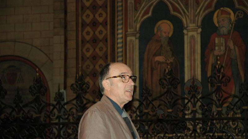 Pierre-Alain Parot, maître-verrier