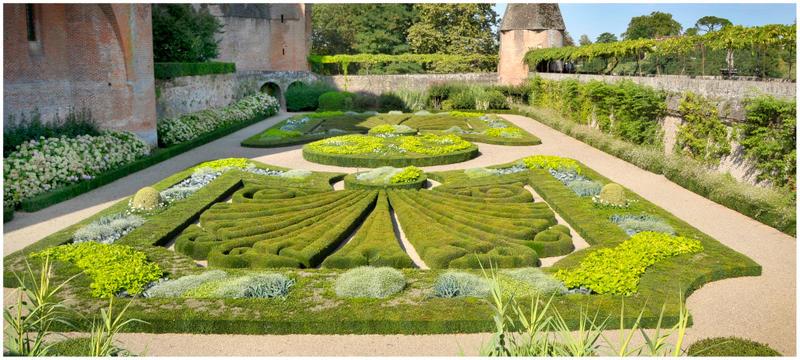 Jardins de la Berbie, Albi - Tarn