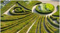 Jardins de la Berbie, Albi (Tarn)