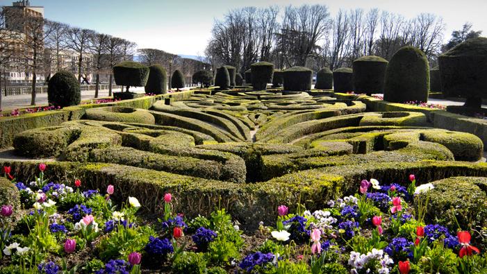 Jardin de l v ch castres tarn minist re de la culture for Jardin 81