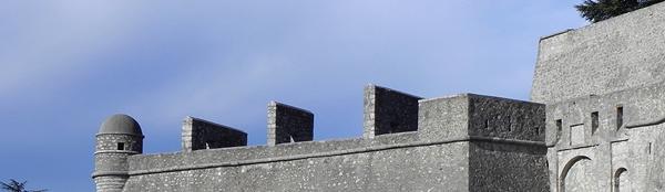 Sisteron - Citadelle, bastion du gouvernement