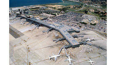 travaux aéroport de marseille