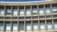 CER IBM - La Gaude, façade est et pilier