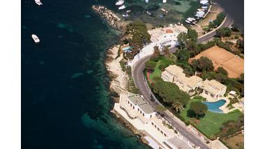 Villa Aujourd'hui - Antibes, vue aérienne