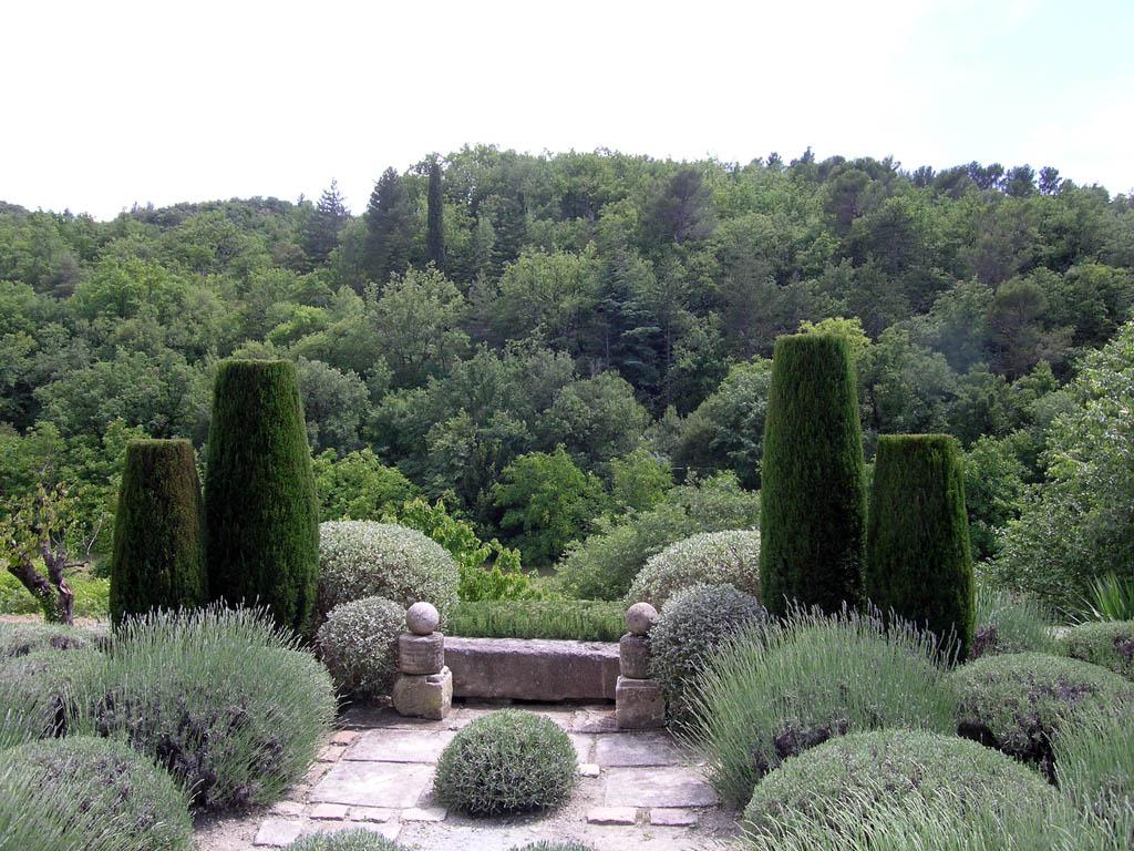 les jardins remarquables du vaucluse minist re de la culture. Black Bedroom Furniture Sets. Home Design Ideas