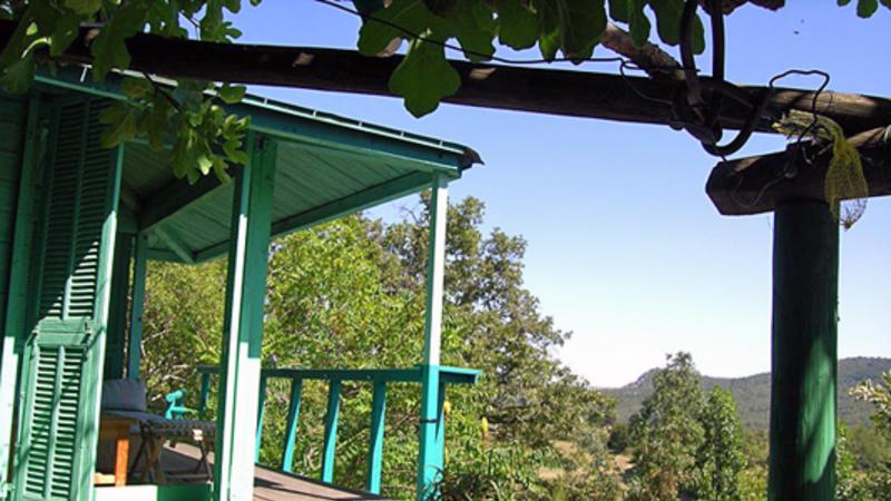Coursegoules - Le vallon du Brec
