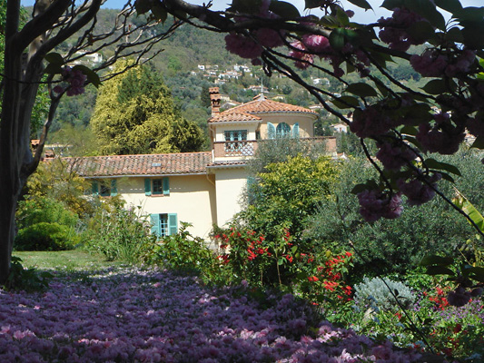 Les jardins des alpes maritimes en images minist re de for Culture des jardins