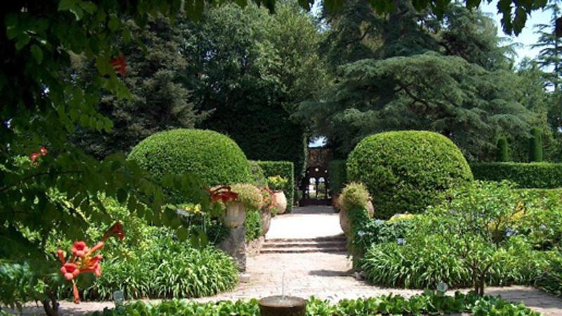 Mandelieu-la-Napoule - Parc du château de la Napoule