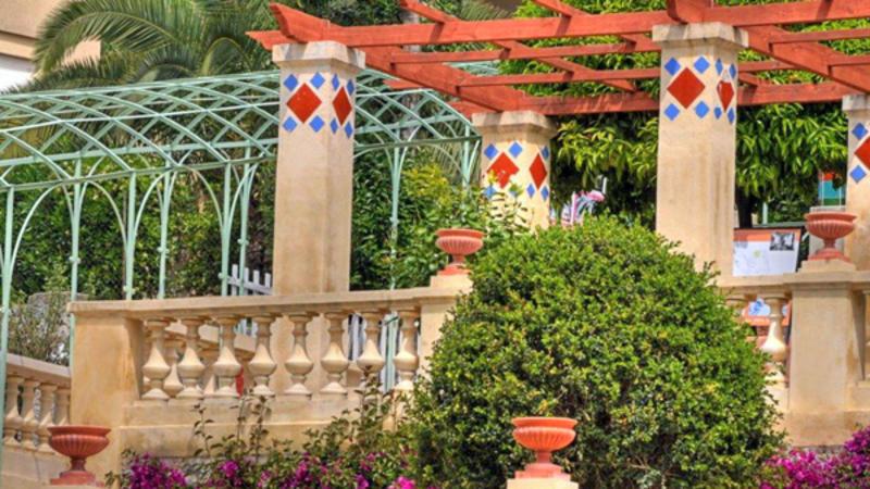 Menton - Jardin Fontana Rosa