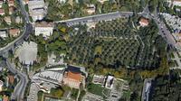 Nice - Parc  de la villa des arènes de Cimiez