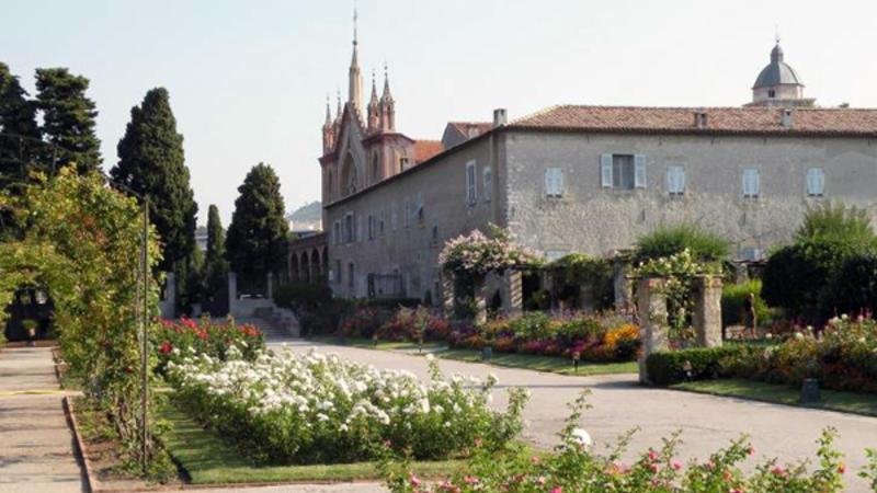 Nice - Parc du monastère de Cimiez
