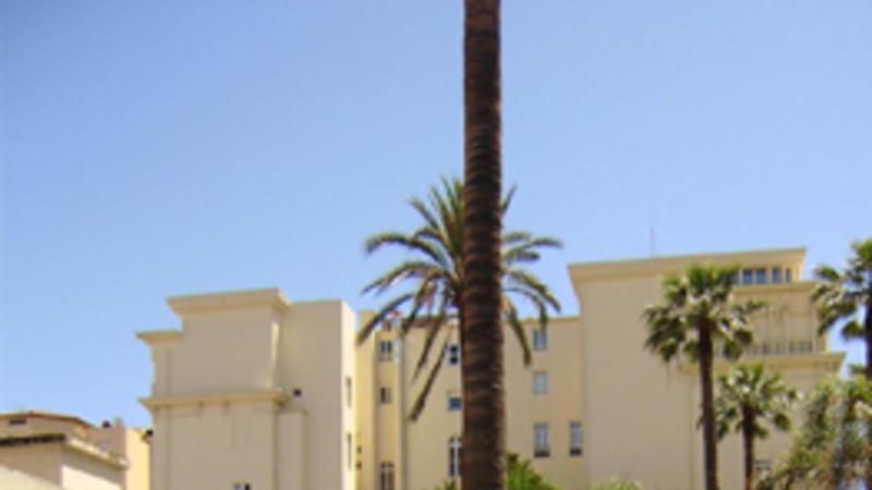 Nice - Villa Masséna - Jardin de la légion d'honneur