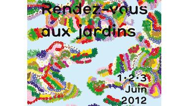 Rendez-vous aux jardins 2012